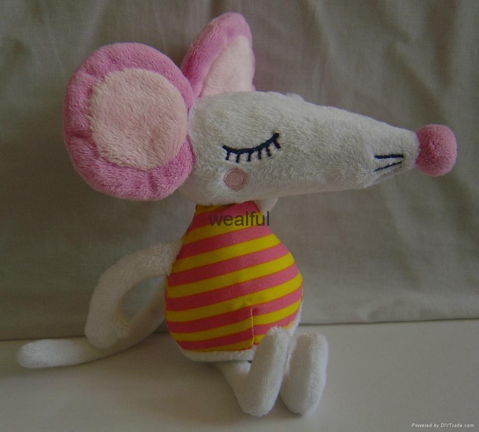 Mini Plush Animals 2