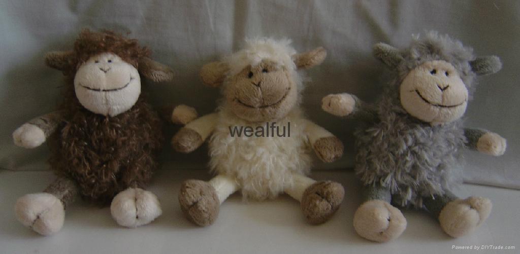 Mini Plush Animals 3