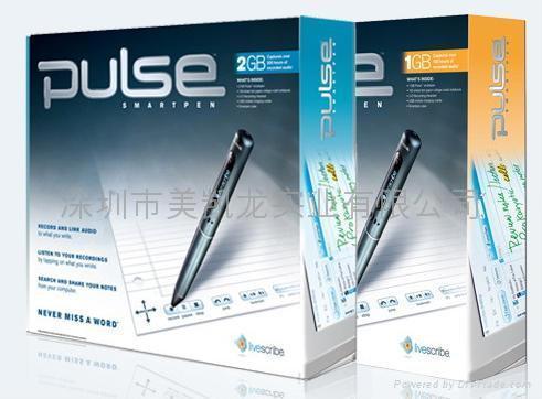 博思智能筆,1GB 和 2GB 4