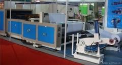 copy paper sheeting machine