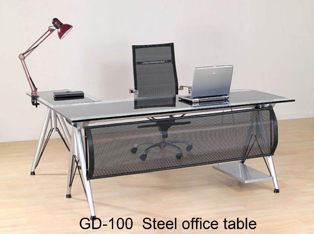 Steel Office Table 1