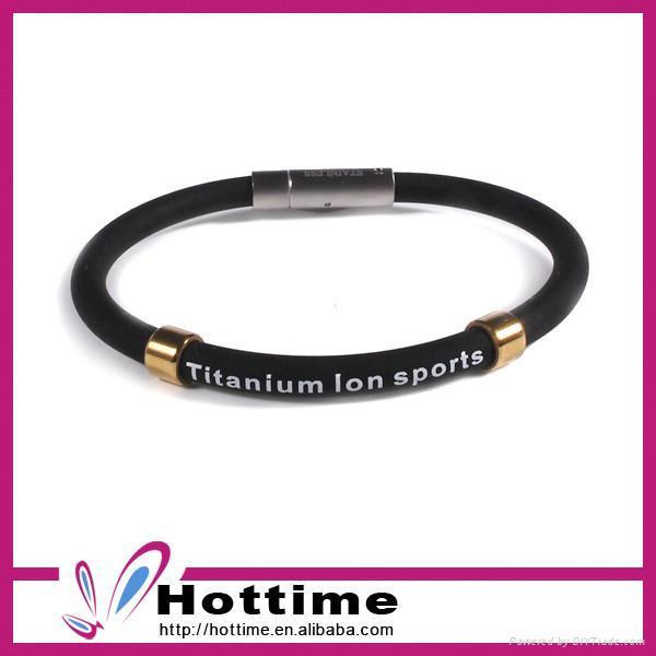 Power Silicone Balance Bracelet 1