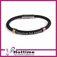 Power Silicone Balance Bracelet