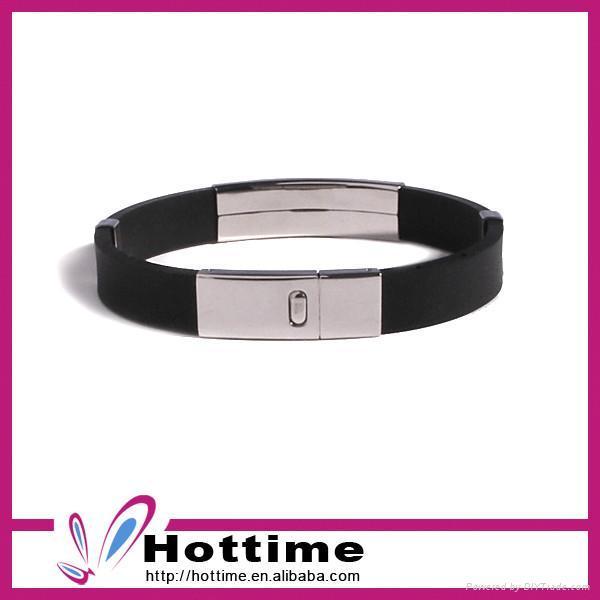Power Silicone Balance Bracelet 2