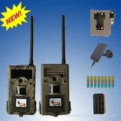 New coming!!! 12MP outdoor wireless gsm remote scouting game camera mms