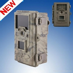 12MP 1280X 720P HD hunting trail camera 0.7s trigger time