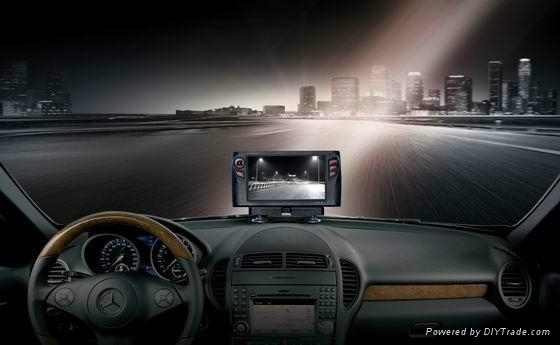 Laser Car Vehicle Camera Night Vision 400 Meters Nv C400