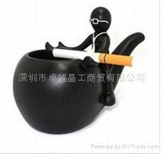 树脂烟灰缸