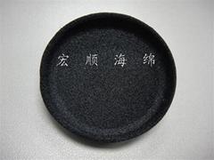 壓縮綿耳機海綿耳罩