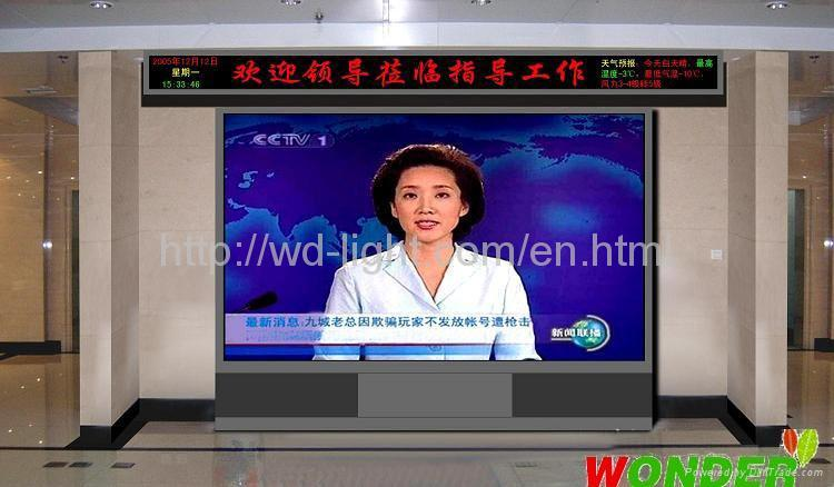 p4 indoor led display screen  1