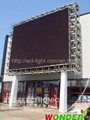 p20 outdoor led display screen