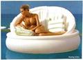 水上充气沙发床 1
