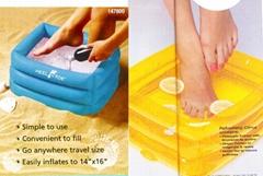 脚足沐浴盆