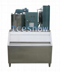鱗片形製冰機