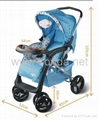 baby stroller, new, luxury, and with big
