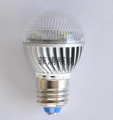 3W大功率LED節能燈泡35.00元