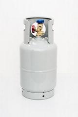 R134a可重複充裝焊接鋼瓶14.3L