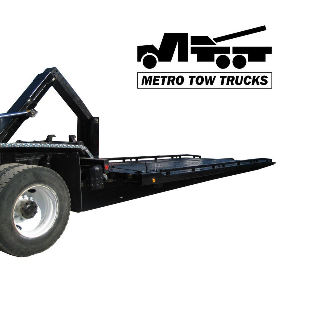 how to use a wheel lift tow truck