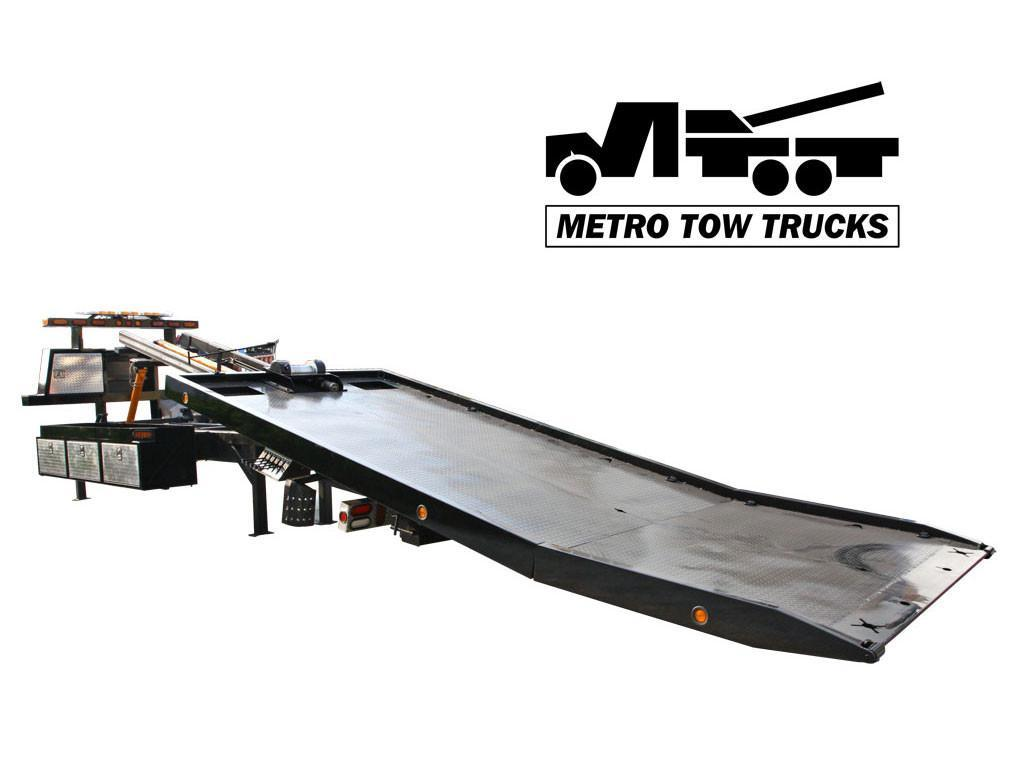 Towing service in case of cars flatbed wrecker flatbed tilt tray tow