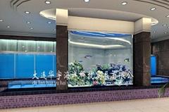 济南大型亚克力鱼缸