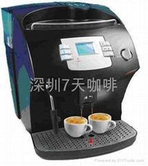 咖啡機租賃,咖啡機出租,深圳咖啡機,7天咖啡