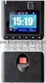 Fingerprint time attendance device with