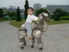 健身玩具駱駝