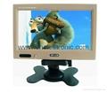 7 inch car headrest monitor  DH-700L