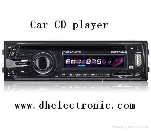 Car music player   DH-658 CD-MP3 1