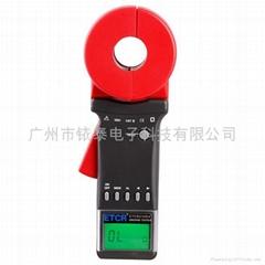 ETCR2100A+实用型钳形接地电阻测试仪