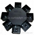 LED eight angle light/led effect light SR-2048