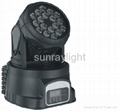 LED MINI Moving Head Wash light/moving head/stage lighting/led par64 SR-2052