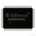 Infineon Semiconductor Components