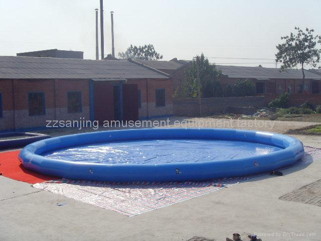 inflatable swimming pool 3