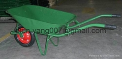 Indonesia wheelbarrow