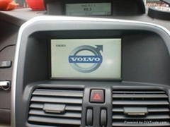 Volvo XC 60 Car GPS Volvo GPS Navigation System with Touchscreen LCD monitor