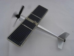 Solar Energy Airplane Ki