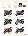 1:12 Scale die-cast model motorcycle