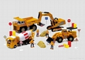 1:60 Scale die-cast model construction toy kit 2
