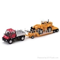 1:60 Scale die-cast model construction toy kit 4