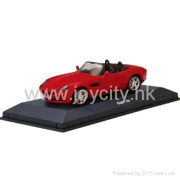 1:24 Scale die-cast model car collectables 1