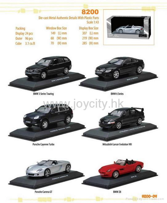 1:24 Scale die-cast model car collectables 2