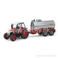 1:16 Scale die-cast model tractor collectables 3