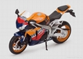 1/12 die cast motorcycles 1