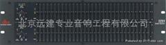 DBX  1231 雙31段均衡器 正品行貨