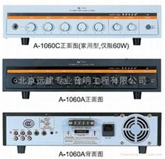 TOA  A-1060A A-1120A 广播功放定压功放