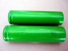 索尼18650锂电池