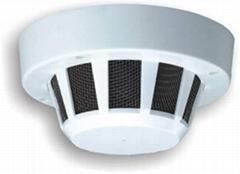 "1/3"" Sharp HR CCD Color Smoke-Detector Hidden Camera"