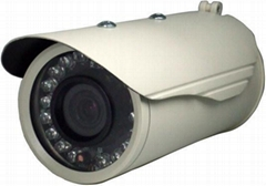 Two-Chamber IR CCD Camera Built-in 3X Zoom Auto Focus Lens