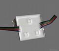 3-LED RGB Waterproof Aluminum